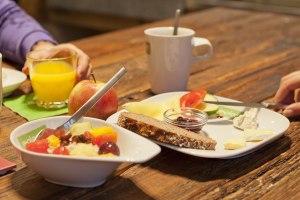 Das vitale Frühstücksbuffet