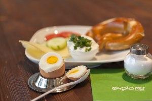 Mit dem vitalen Frühstücksbuffet gestärkt in den Tag!