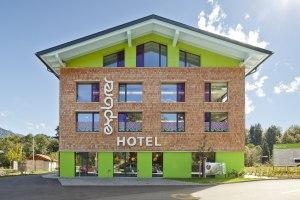 Explorer Hotel Oberstdorf im Sommer