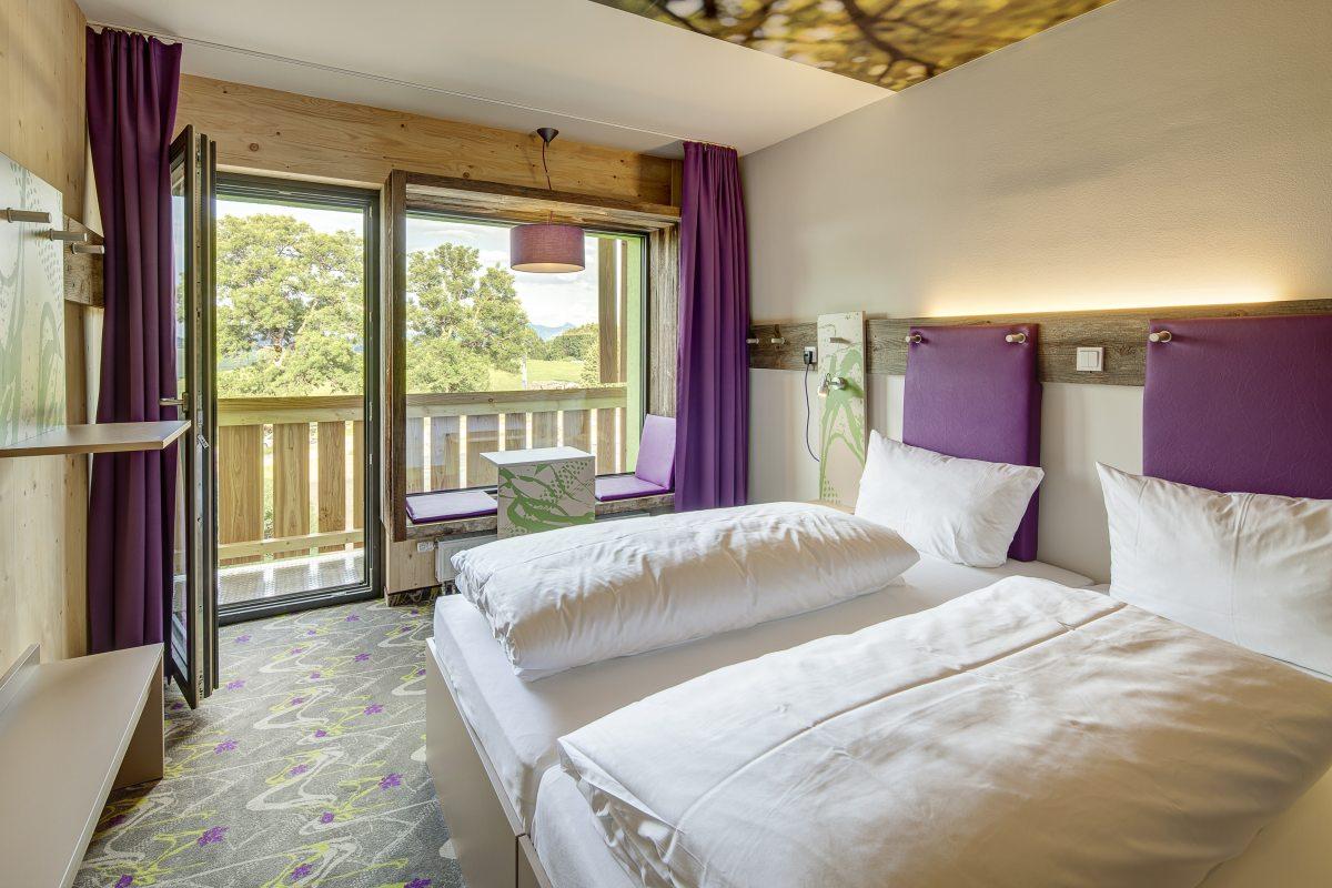 Doppelzimmer im Explorer Hotel Neuschwanstein