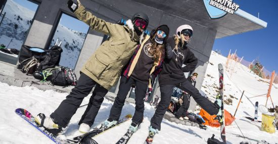 Girls Shred Session