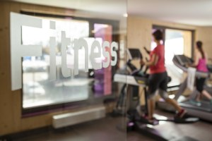 Fitnessraum in den Explorer Hotels