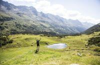 Natur pur erlebst Du in Deinem Wanderurlaub im Silbertal