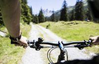 Mit dem Mountainbike durch das Silbertal im Montafon