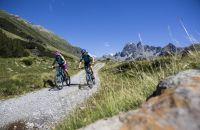 Tolle Biketouren kannst Du im Montafon unternehmen
