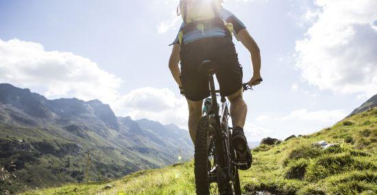 Entdecker-Biketour durch das Silbertal im Montafon