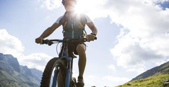 Dein Biker-Eldorado im Silbertal im Montafon