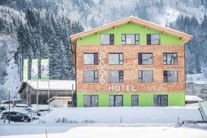 Das Explorer Hotel Kitzbühel im Winter