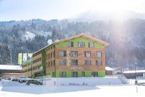 Explorer Hotel Kitzbühel - direkt neben dem Kitzbüheler Horn