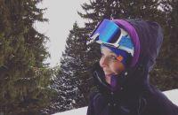 Los geht's zum Skifahren lernen ist es nie zu spät!