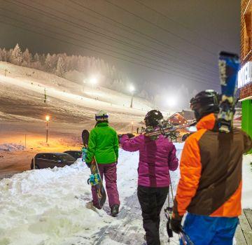 Ski-in / Ski-Out