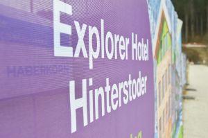 Spatenstich Explorer Hotel Hinterstoder 23.03.2017