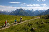 MayrhofnerBergbahnen Biken am ActionbergPenken