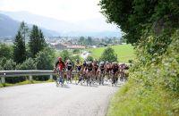 Die Region St. Johann in Tirol eignet sich perfekt für Radrennen