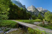 Das Kaiserbachtal - Naturschutzgebiet mit urigen Hütten