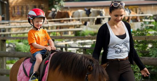 Buntes Kinderprogramm in St. Johann beim Familienurlaub