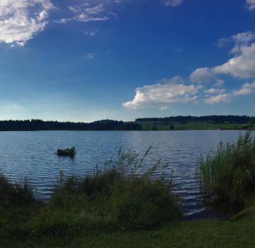 Atlesee in Nesselwang