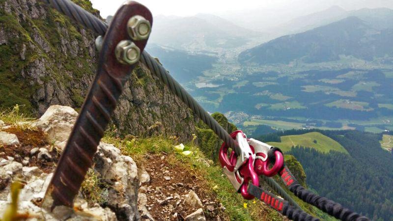 Klettersteig Kitzbüheler Horn : Die schönsten klettersteige in kitzbühel