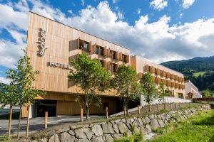 Das neu eröffnete Explorer Hotel Zillertal in Kaltenbach
