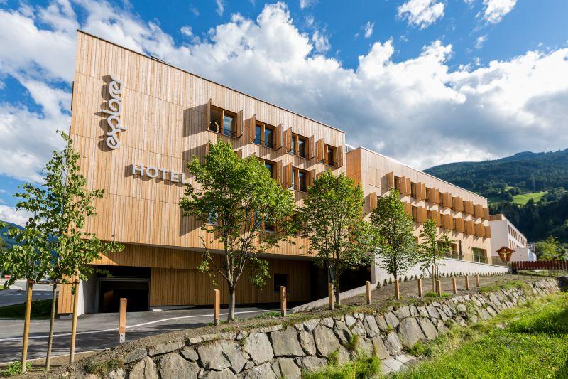 Der ort kaltenbach im zillertal die erste ferienregion for Design hotel zillertal