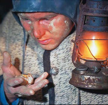 Goldbergwerk im Zillertal