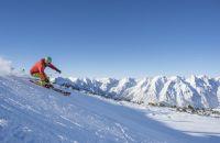 Skifahren in Hinterstoder