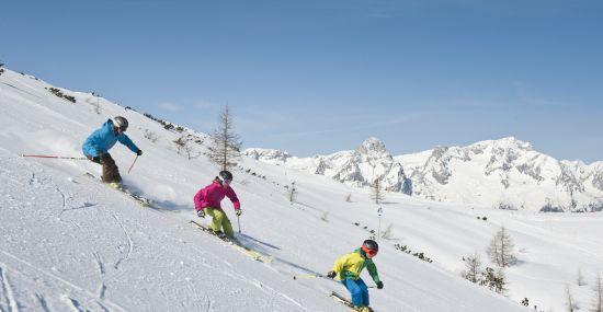 Skispaß auf der Höss mit der ganzen Familie