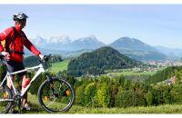 Mountainbiken rund um Hinterstoder