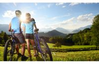 Mountainbiken in der Sportarena Pyhrn-Priel