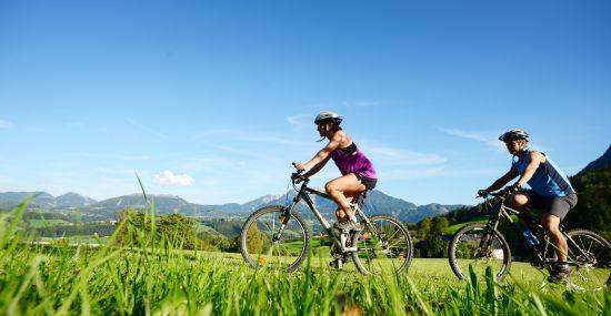 Biken in der Ferienregion Pyhrn-Priel