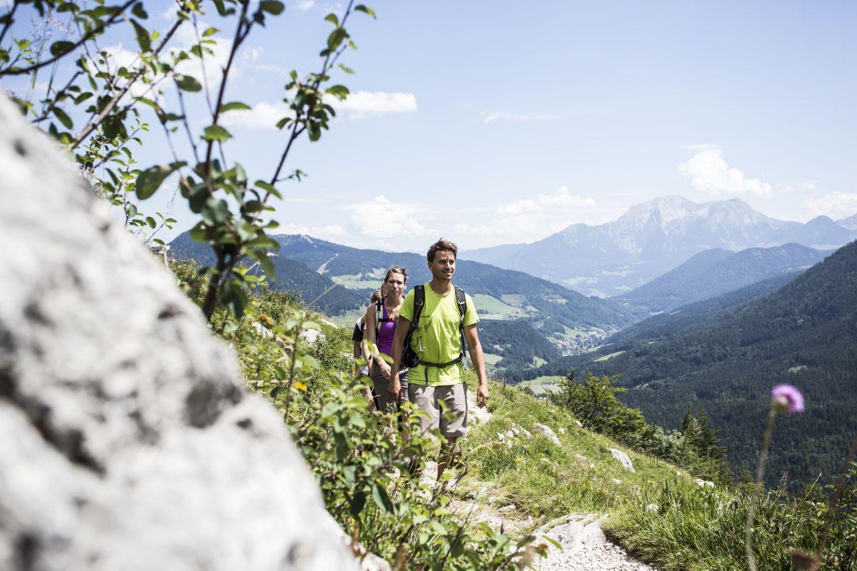 Klettersteigset Verleih Berchtesgaden : Wandern in schönau am königssee im berchtesgadener land