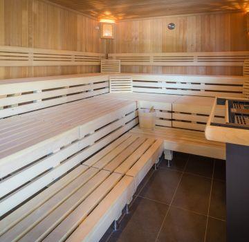 Saunabereich Explorer Hotel