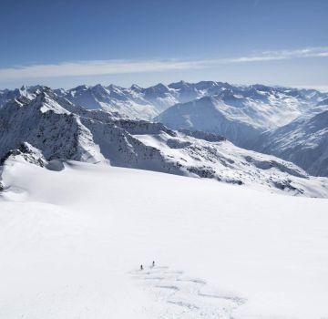 Skifahren in Sölden - Ein Gefühl von Freiheit