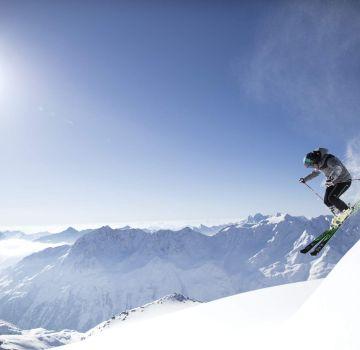 Lots of ski fun in the Ötztal