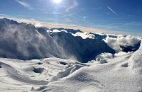 Winter am Nebelhorn