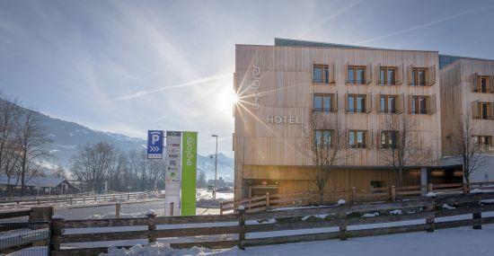 In Kaltenbach liegt das Explorer Hotel Zillertal