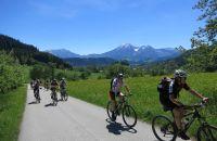 Mit dem Bike quer durch die Pyhrn Priel Region