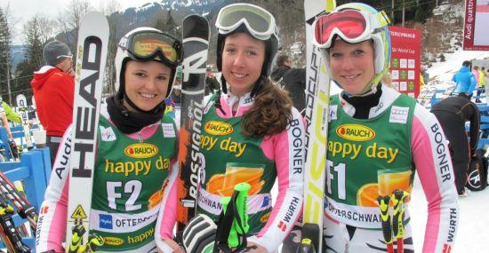 Ski-Weltcup der Damen in Ofterschwang
