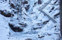 Der Wasserfallweg in Nesselwang