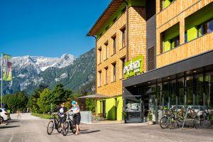 Sommerurlaub im Explorer Hotel Hinterstoder