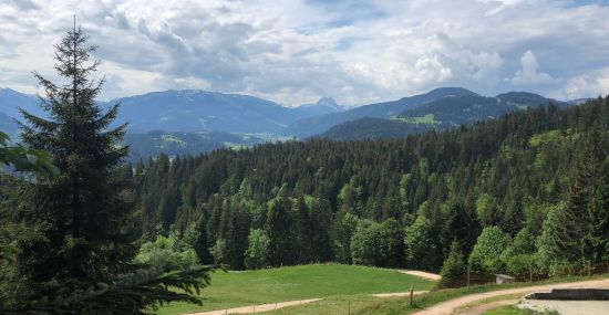 Wilder Kaiser - Schleierwasserfälle Nadine 10.05.18 (5)