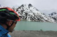 Steffen Thum beim Training in alpinen Höhenlagen