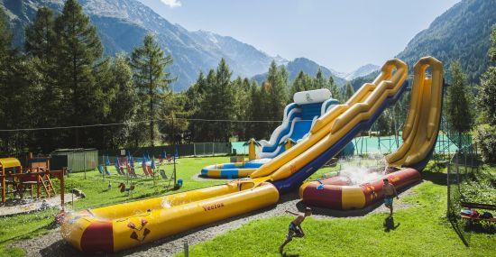 Ötztaler Fun-Park bei Längenfeld
