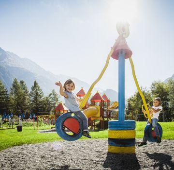 Spiel- und Erlebniswelt Ötztaler Fun-Park