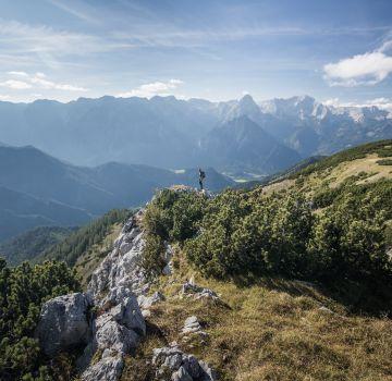 Traumhafte Wandermöglichkeiten rund um Hinterstoder
