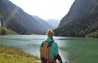 Stillup Speicher bei Mayrhofen im Zillertal