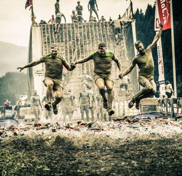 Spartan Race Oberndorf 2017_Feuer