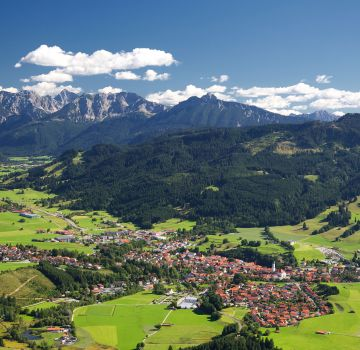 Nesselwang - super Lage am Alpenrand
