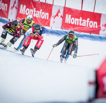 Audi FIS Ski Cross – Cross Alps Tour