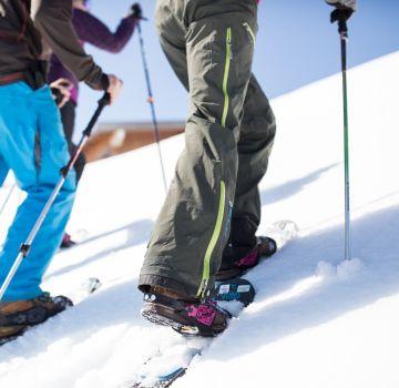 Schneeschuhwandern - dafür bietet sich das Allgäu am besten!